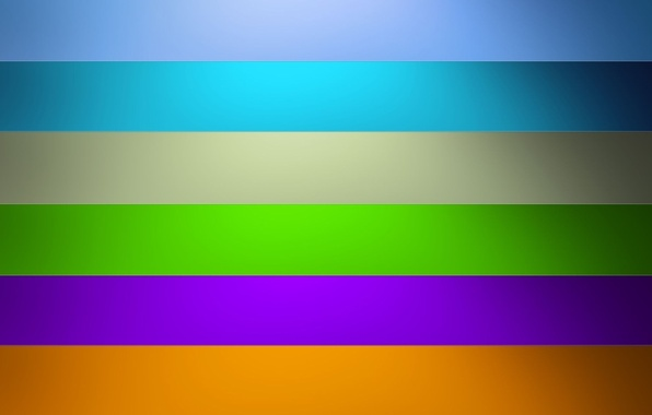 Picture line, strip, colored, texture, horizontal