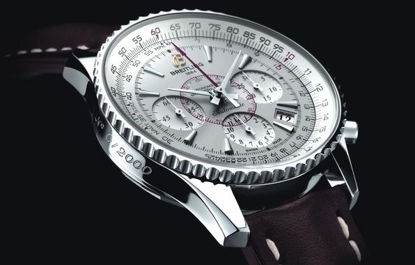 Picture Watch, Watch, Breitling, Montbrillant