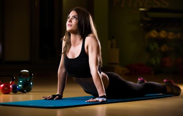 Picture pose, yoga, posture, elongation