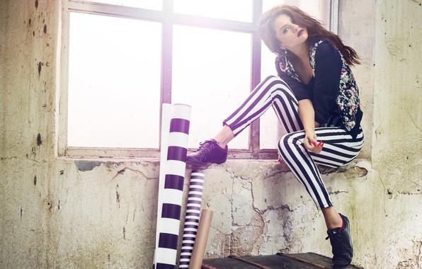 Picture model, actress, brunette, beauty, Selena Gomez, Selena Gomez