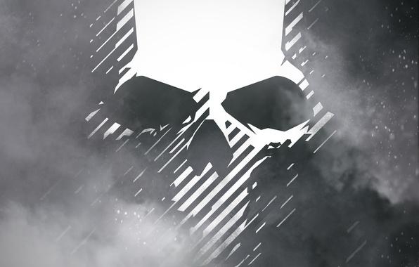 Picture smoke, skull, logo, sake, logo, Ubisoft, Ghost Recon, Tom Clancys, Wildlands