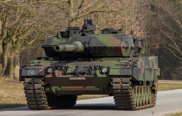 Picture tank, combat, Leopard, 2A7