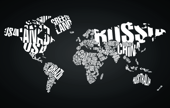 Picture the world, planet, map, world map