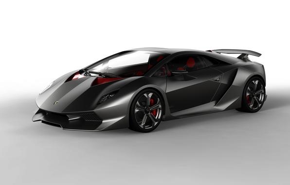 Picture Concept, The concept, Lamborghini Sesto Elemento