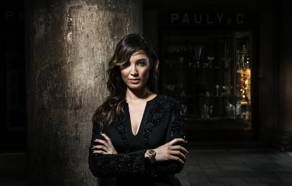 Picture girl, the film, actress, 007, promo, Berenice Marlohe, bond