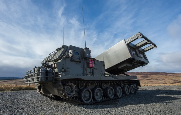 Picture Artillery and Air Defence, 227mm, M270, Rocket Artillery, Defence