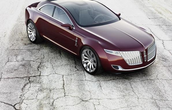 Picture car, machine, auto, Lincoln, Concept, MKR, the concept car