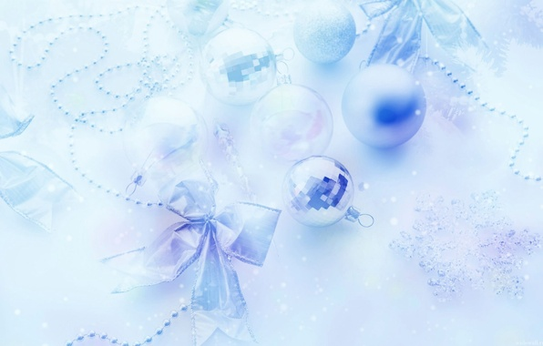 Picture New Year, Balls, Serpentine