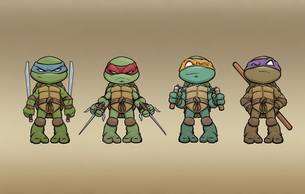 Picture minimalism, Teenage mutant ninja turtles, TMNT, Teenage Mutant Ninja Turtles, teenage mutant ninja turtles