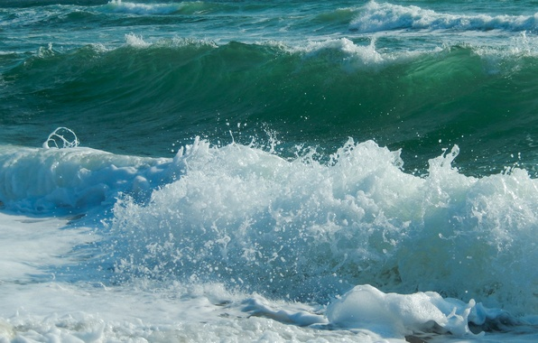 Picture sea, wave, widescreen, Wallpaper, wallpaper, sea, widescreen, background, the Wallpapers, full screen, HD wallpapers, widescreen, …
