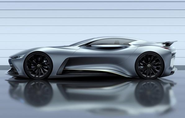 Picture Concept, Infiniti, Vision, infiniti, Gran Turismo, 2014