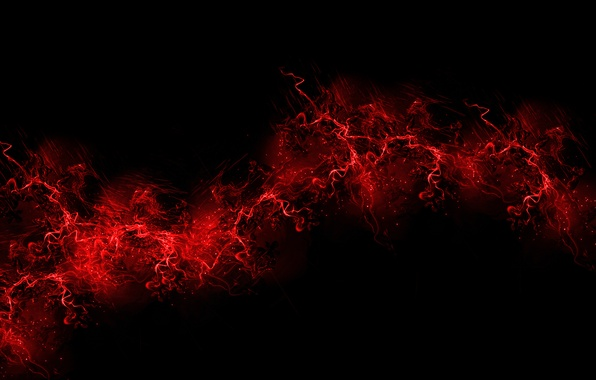 Picture the explosion, red, paint, color, splash, red, black background, black