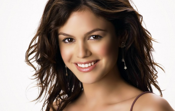 Picture smile, movie, actress, brunette, the series, Rachel Bilson