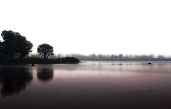 Picture water, nature, lake, mood, silence
