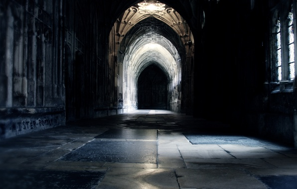 Picture the film, corridor, Harry Potter, Harry Potter, Hogwarts
