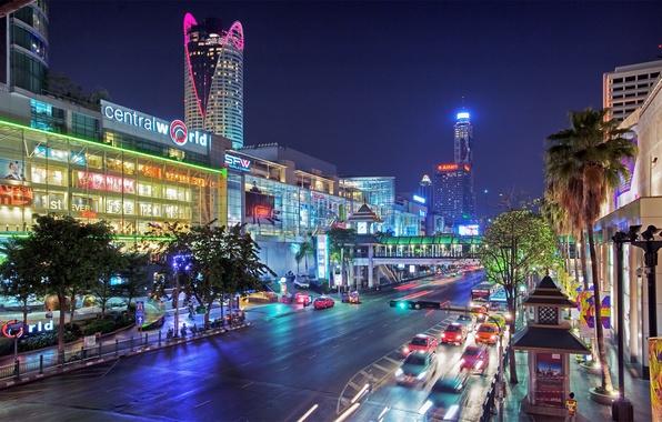 Picture city, the city, Thailand, Bangkok, Thailand, Bangkok