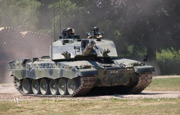 Picture tank, Challenger, British, main battle tank, Challenger