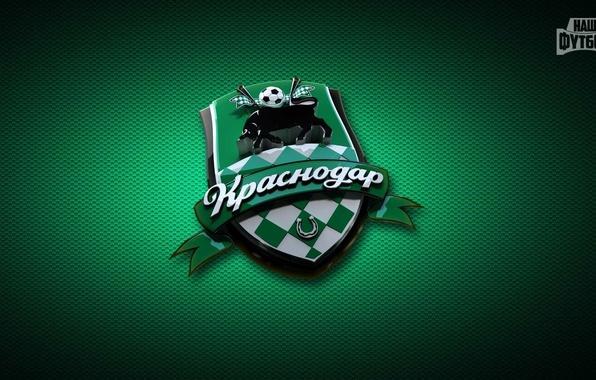 Picture football club, Bulls, citizens, Krasnodar, black Buffalo