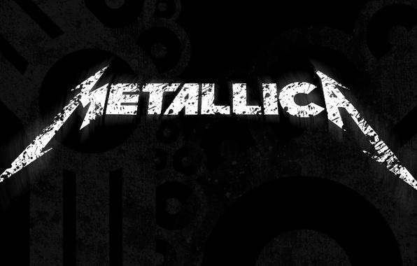 Picture music, logo, rock, Metallica