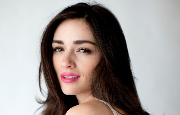 Wallpaper portrait, actress, Crystal Reed, Crystal Reed ...