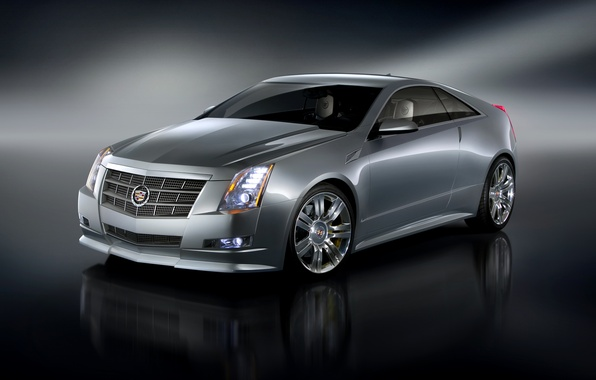 Picture Concept, Cadillac, coupe, CTS, Coupe, Cadillac