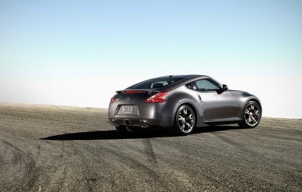 Picture road, auto, machine, cars, Nissan, road nissan 370z
