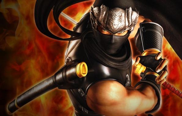 Wallpaper Sword Ninja Gaiden Ryu Hayabusa Images For Desktop Section Igry Download