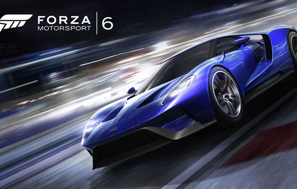 Picture machine, the game, supercar, Forza Motorsport 6
