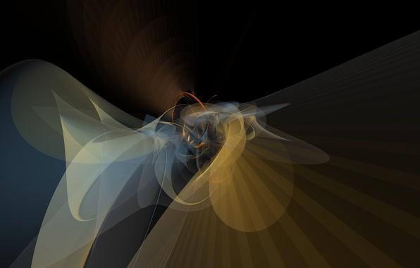 Picture fractals, curves, fractal pattern