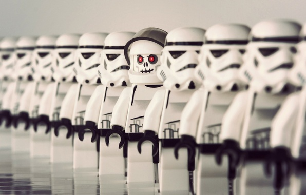 Picture macro, toys, Star Wars, figures, characters, star wars, LEGO, LEGO