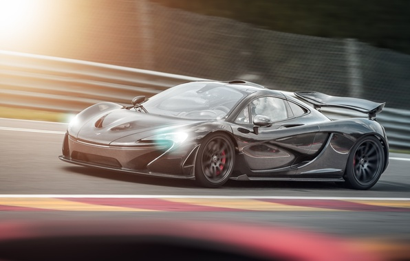 Picture McLaren, supercar
