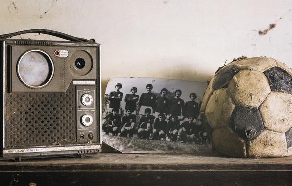 Picture dreams, time, life, memory, photo, the ball, radio, nostalgia