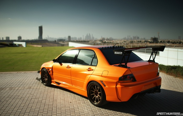 Picture Car, Evolution, Wallpapers, Tuning, Mitsubishi Lancer