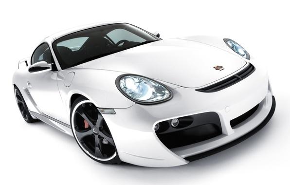 Picture white, Auto, headlight