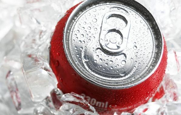 Picture ice, Bank, Coca-Cola