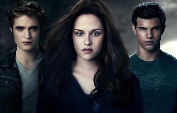 Picture Twilight, Kristen Stewart, Saga. Eclipse, Taylor Lautner, Robert Pattinson
