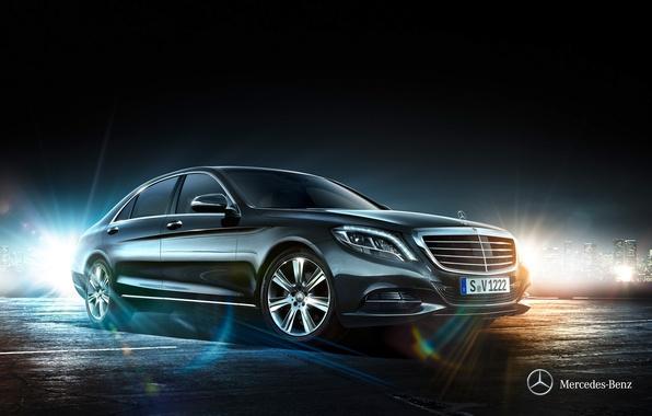 Picture Mercedes-Benz, Mercedes, w222, s class, Mercedes W222