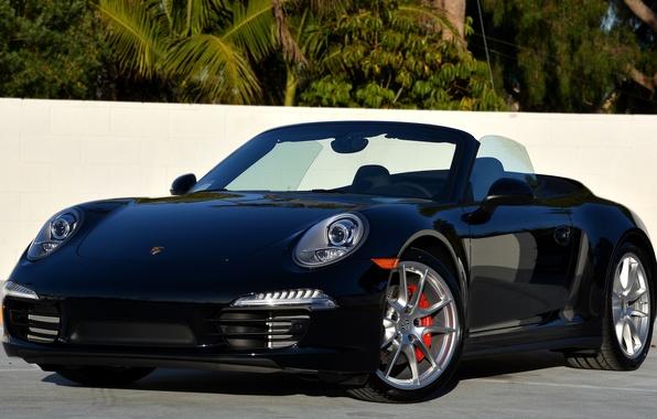 Picture 911, Porsche, convertible, 2012, Porsche, Cabriolet, US-spec, 991, Carrera, Carrera 4S