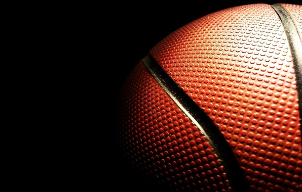 Picture darkness, sport, the ball, shadow, sport, basketball, basketball