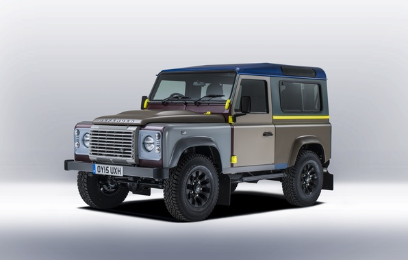 Picture Land Rover, Defender, land Rover, defender, 2015, Paul Smith