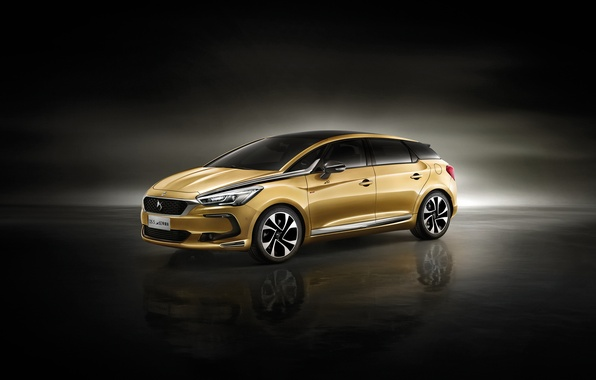 Picture Citroen, Citroen, 2015, DS 5, DS 5