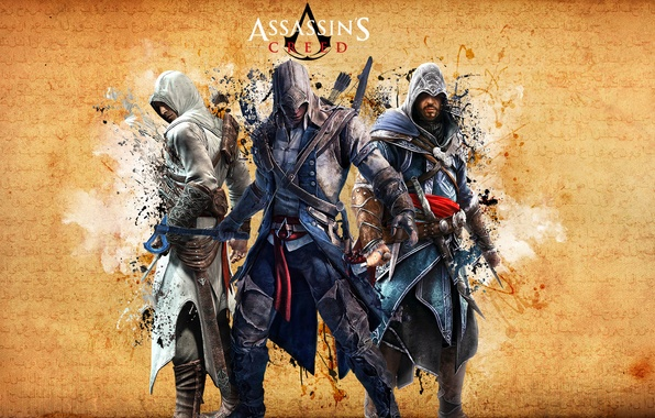 Picture the victim, game, killer, games, Ubisoft, assassin, PS3, Xbox 360, Assassin's Creed, Ezio auditore da ...