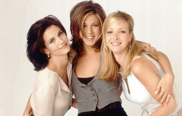 Picture the film, the series, friends