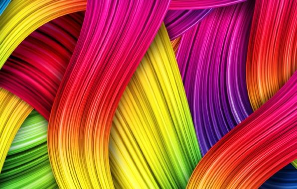 Picture line, photo, color, form