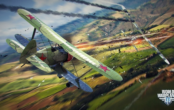 Picture the plane, destruction, battle, aviation, air, MMO, Wargaming.net, World of Warplanes, WoWp, BigWorld, arcade, arcade …