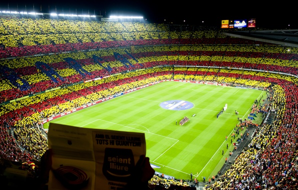 Picture Real Madrid, Camp Nou, FC Barcelona, The Classic