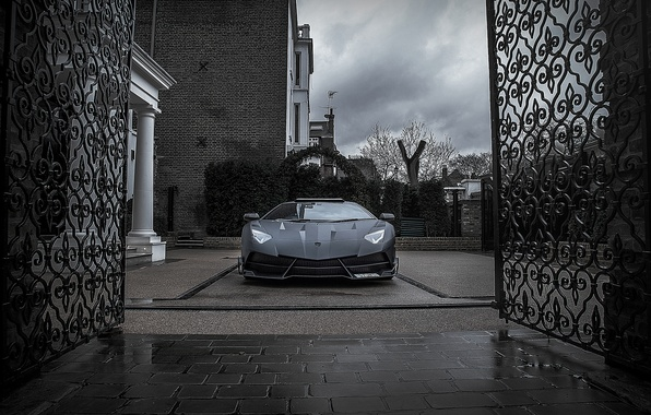 Picture Lamborghini, Aventador, Lamborghini, aventador, Mansory