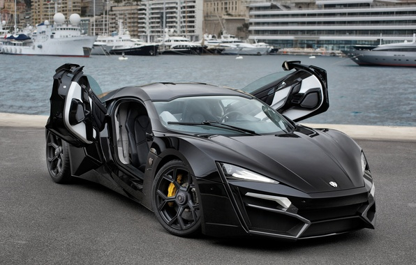Picture supercar, HyperSport, Lykan