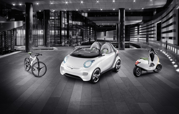 Picture Concept, Smart, smart, Forspeed