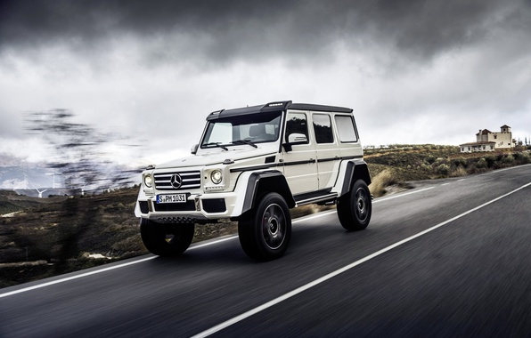 Picture Concept, Mercedes-Benz, Mercedes, BRABUS, 4x4, AMG, Benz, W463, 2015, G 500